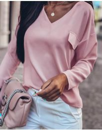 Μπλούζα - κώδ. 0802 - ροζ