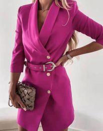 Φόρεμα - κώδ. 9257 - φουξια