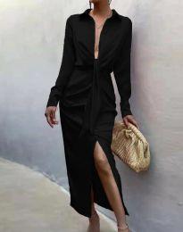 Φόρεμα - κώδ. 6459 - μαύρο
