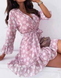 Φόρεμα - κώδ. 2865 - φλοράλ