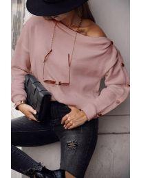 Μπλούζα - κώδ. 4640 - ροζ