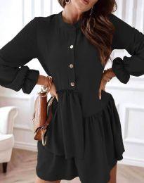 Φόρεμα - κώδ. 2829 - μαύρο