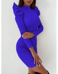 Φόρεμα - κώδ. 9303 - μπλε