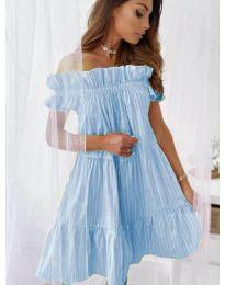 Φόρεμα - κώδ. 0299 - γαλάζιο