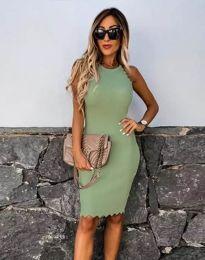 Φόρεμα - κώδ. 2720 - πράσινο