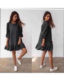 Φόρεμα - κώδ. 784 - μαύρο
