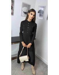 Φόρεμα - κώδ. 185 - μαύρο