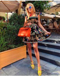 Φόρεμα - κώδ. 780 - μαύρο