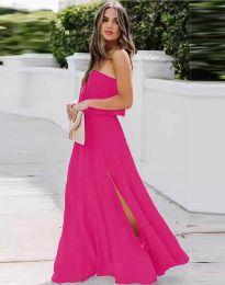 Φόρεμα - κώδ. 8871 - φουξια