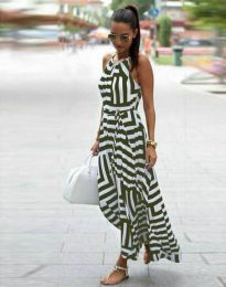 Φόρεμα - κώδ. 2903 - 2 - πολύχρωμο