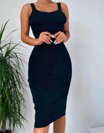 Φόρεμα - κώδ. 10122 - μαύρο
