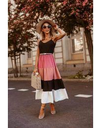 Φόρεμα - κώδ. 697 - 2 - μαύρο