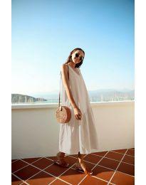 Φόρεμα - κώδ. 8810 - μπεζ