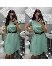 Φόρεμα - κώδ. 703 - τυρκουάζ