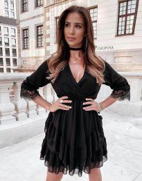 Φόρεμα - κώδ. 0545 - μαύρο