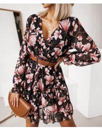 Φόρεμα - κώδ. 291 - μαύρο