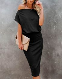 Φόρεμα - κώδ. 1737 - μαύρο
