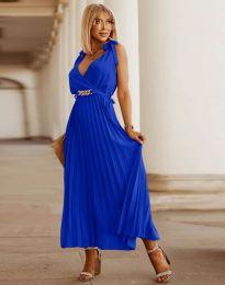 Φόρεμα - κώδ. 5290 - σκούρο μπλε