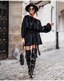 Φόρεμα - κώδ. 324 - μαύρο
