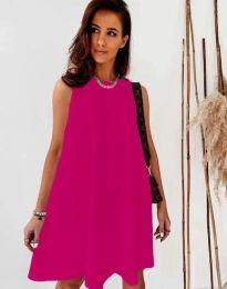 Φόρεμα - κώδ. 9862 - φουξια