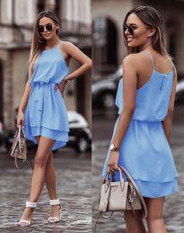 Φόρεμα - κώδ. 2104 - γαλάζιο