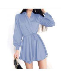 Φόρεμα - κώδ. 8754 - γαλάζιο