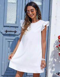Φόρεμα - κώδ. 6261 - λευκό