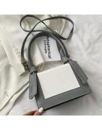 Τσάντα - κώδ. B574 - γκρι