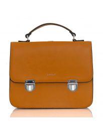 Τσάντα - κώδ. LS567 - πορτοκαλί