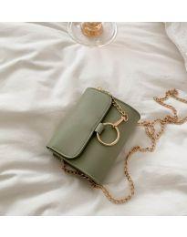 Τσάντα - κώδ. B45 - ανοιχτό πράσινο
