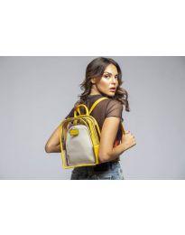 Τσάντα - κώδ. LS570 - κίτρινο