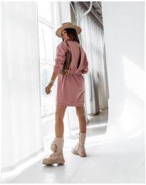 Φόρεμα - κώδ. 129 - πούδρα