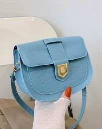 Τσάντα - κώδ. B444 - γαλάζιο