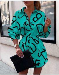 Φόρεμα - κώδ. 749 - μέντα