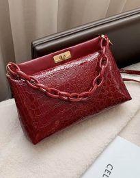 Τσάντα - κώδ. B335 - κόκκινο