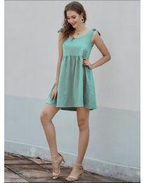 Φόρεμα - κώδ. 2255 - πράσινο