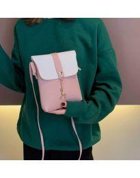 Τσάντα - κώδ. B72 - ροζ