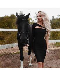 Φόρεμα - κώδ. 955 - μαύρο
