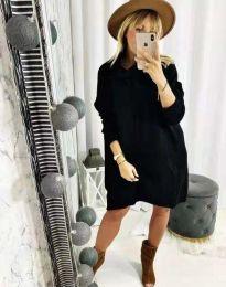 Φόρεμα - κώδ. 2933 - μαύρο
