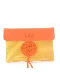 Τσάντα - κώδ. 5560 - πορτοκαλί