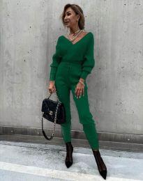 Σετ - κώδ. 2914 - σκούρο πράσινο