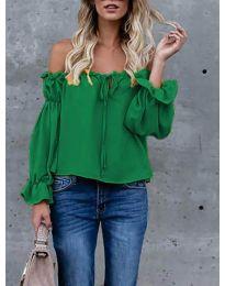 Μπλούζα - κώδ. 5574 - πράσινο
