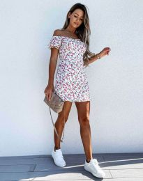 Φόρεμα - κώδ. 6251 - πολύχρωμο