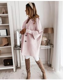 Παλτό - κώδ. 916 - ροζ