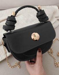 Τσάντα - κώδ. B417 - μαύρο