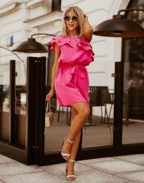 Φόρεμα - κώδ. 7100 - φουξια