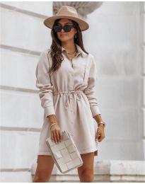 Φόρεμα - κώδ. 132 - Μπεζ