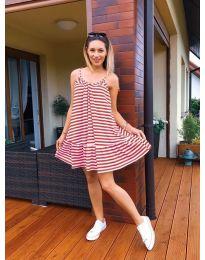Φόρεμα - κώδ. 035 -1 - πολύχρωμο