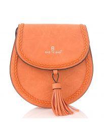 Τσάντα - κώδ. HS - 88016 - πορτοκαλί
