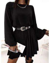 Φόρεμα - κώδ. 5088 - μαύρο